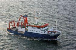 Research vessel ALKOR; foto: GEOMAR